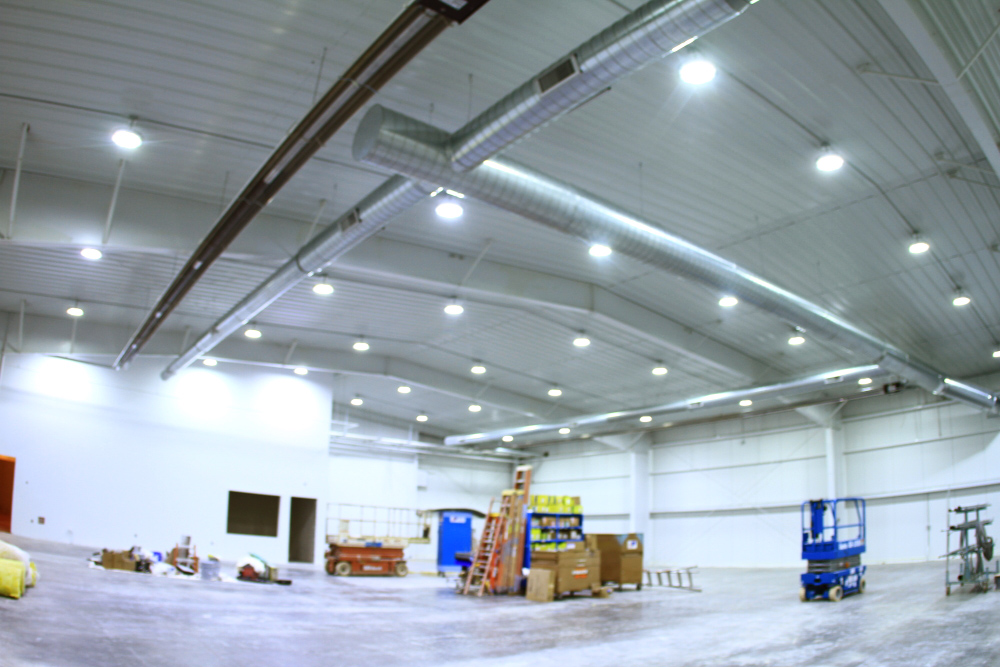 Warehouse/Commercial Lighting