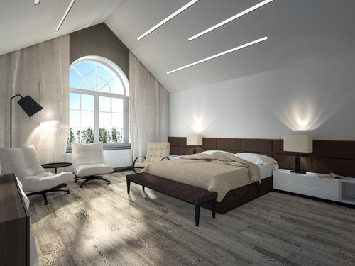 LED lighting for HDB