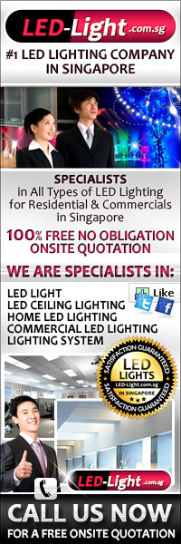 Looking for LED light? Led Ceiling Light? LED lighting for Home or office? Commercial lighting system? Singapore LED light specialising in all types of led lighting and system for residentials & commercials. Your one stop lighting solution.