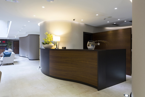 Is LED Lighting Suitable For Reception Area?