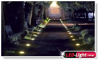 Outdoor Lighting Design