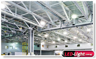 Singapore Warehouse Lighting