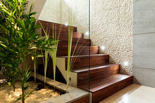 What Is The Best Kind Of Lighting For Building Staircase